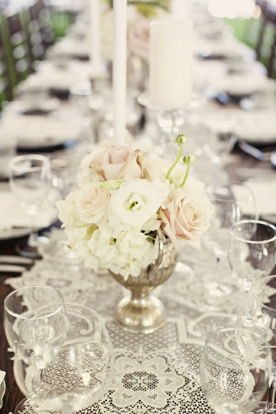 Lace Inspired Weddings Peony Events