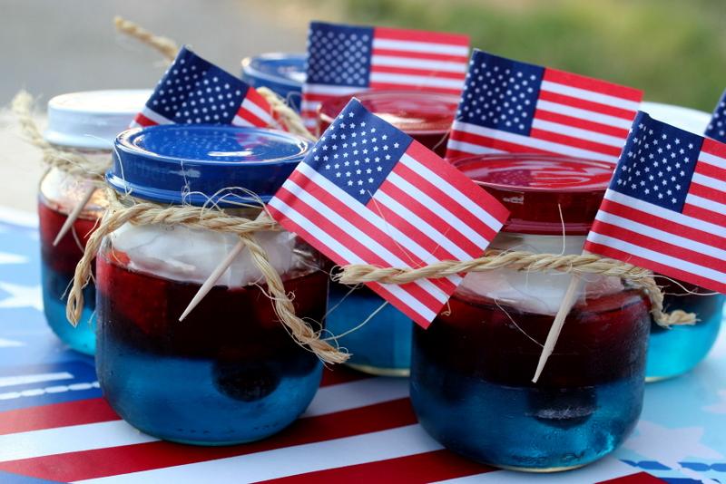Festive 4th of July Treats, Favors & Recipe\'s | Peony Events
